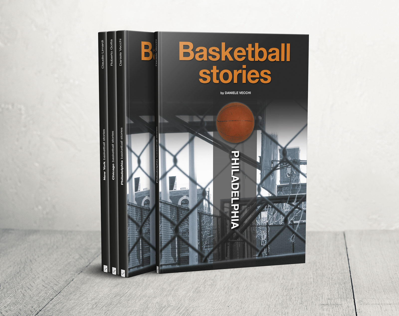 Basketball Stories Collana